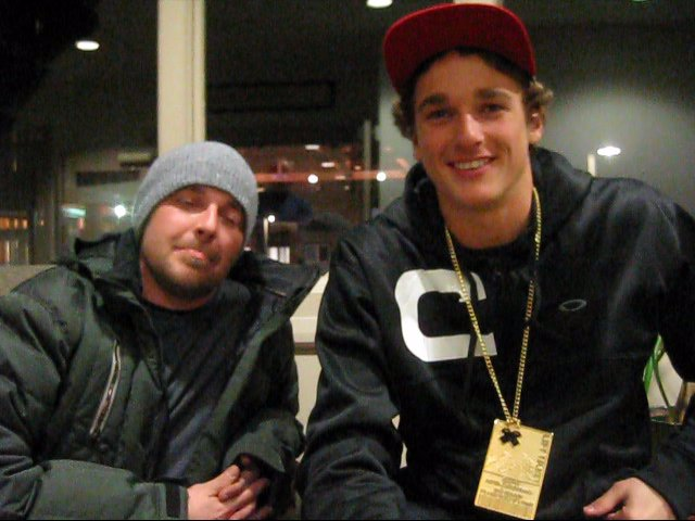 Nick Goepper Interview - X Games 2013 Men