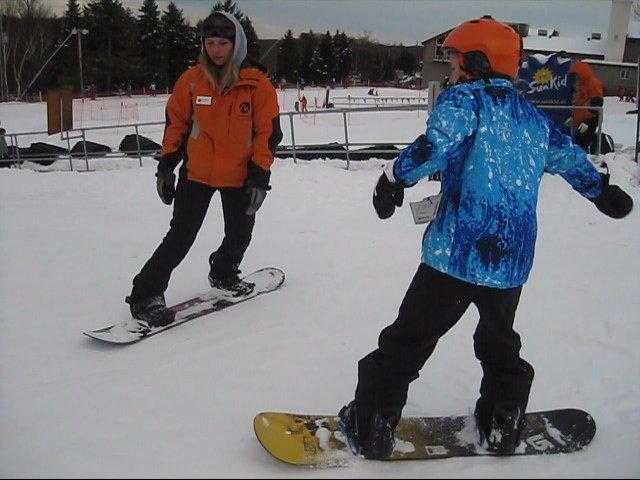 Learn to Snowboard and Ski at Camelback Resort, PA