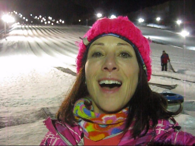 Snowtubing at Camelback Mountain Resort
